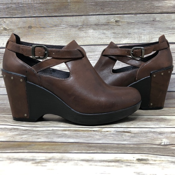 b0e6b5c96b Dansko Shoes | Franka Wedge Ankle Boots | Poshmark